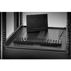 """Přístrojová police pro datové skříně Renkforce RF-3429164, velikost racku (HE) 1 U, 19 """""""
