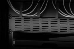 """Záslepka pro datové skříně Renkforce RF-3429460, velikost racku (HE) 2 U, 19 """""""
