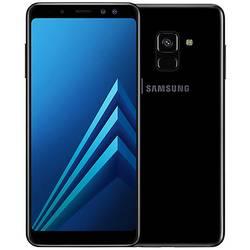 Smartfón Samsung Galaxy A8 Enterprise Edition, 14.2 cm (5.6 palca, 32 GB, 16 MPix, čierna
