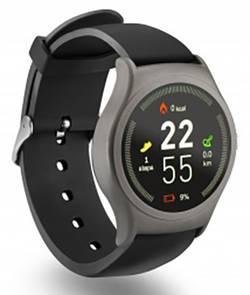 Image of acme Computer SW201 Smartwatch Schwarz