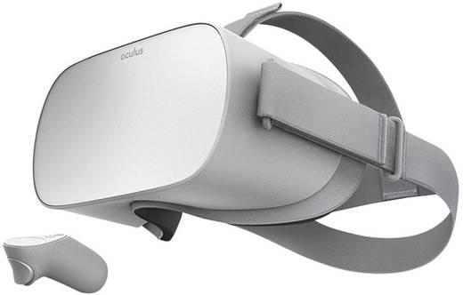 Oculus Go Weiß Virtual Reality Brille Speicher: 32 GB, inkl. Controller