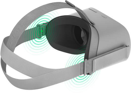 Oculus Go Weiß Virtual Reality Brille Speicher: 64 GB, inkl. Controller