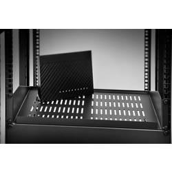 """Přístrojová police pro datové skříně Renkforce RF-3432144, velikost racku (HE) 2 U, 19 """""""
