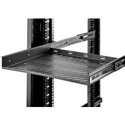 """Přístrojová police pro datové skříně Renkforce RF-3432148, velikost racku (HE) 1 U, 19 """""""
