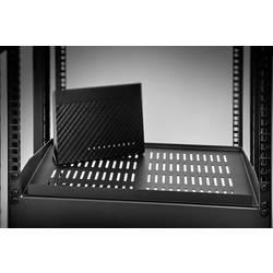 """Přístrojová police pro datové skříně Renkforce RF-3432152, velikost racku (HE) 1 U, 19 """""""