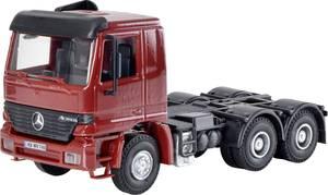 Kibri 14125 H0 LKW Mercedes Kurzhauber mit Tiefladeanhänger Emil Bölling
