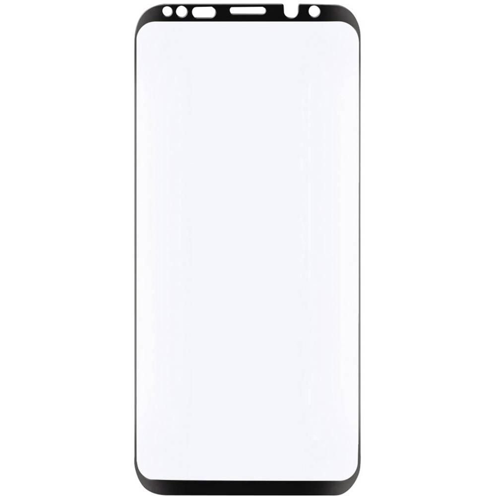 Verre de protection décran Hama Hama Schutzgl. 3D-Full-Screen Samsung Galaxy S9+ 183423 adapté pour: Samsung Galaxy S9+ 1 pc(s)