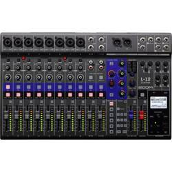 Audio rekordér Zoom L-12, čierna