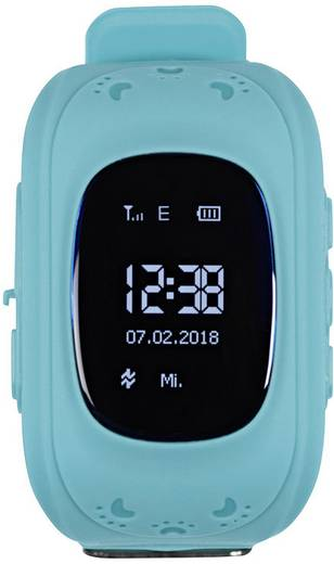 easymaxx smartwatch blau kaufen. Black Bedroom Furniture Sets. Home Design Ideas