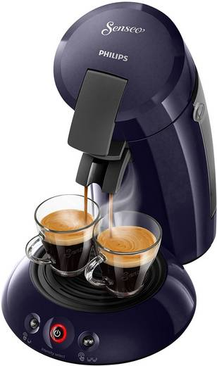 SENSEO® HD6554/40 Original Kaffeepadmaschine Dunkelblau