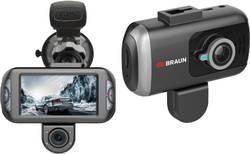 Image of Braun Germany B-Box T7 Dashcam mit GPS Blickwinkel horizontal max.=170 ° Mikrofon