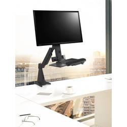 """Držák na stůl pro monitor SpeaKa Professional SP-6873608, 33,0 cm (13"""") - 68,6 cm (27""""), černá"""