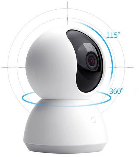 Xiaomi MJSXJ02CM QDJ4041GL WLAN IP Überwachungskamera 1920 x 1080 Pixel