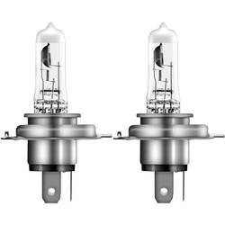 Halogénová žiarovka Osram Auto Night Breaker® Silver 64193NBS-HCB, H4, 60/55 W, 1 pár