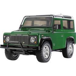 Tamiya Land Rover Defender 90 Brushed 1:10 RC Modellauto Elektro Crawler Allradantrieb (4WD) Bausatz*