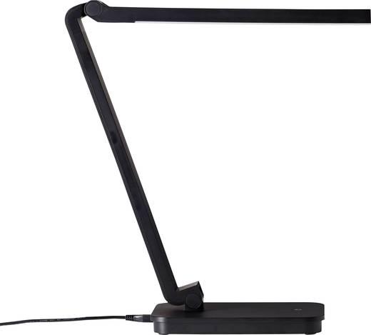 brilliant tori g99027 06 led schreibtischleuchte 5 w tageslicht wei schwarz. Black Bedroom Furniture Sets. Home Design Ideas