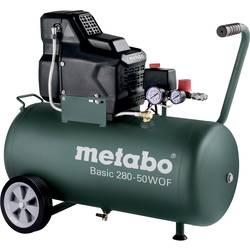 Pístový kompresor Metabo Basic 280-50 W OF 601529000, objem tlak. nádoby 50 l