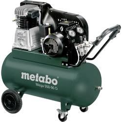 Pístový kompresor Metabo Mega 550-90 D 601540000, objem tlak. nádoby 90 l