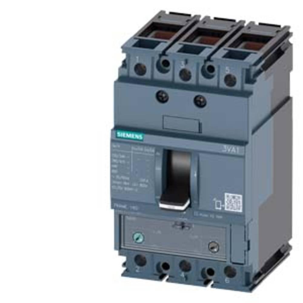 Siemens 3VA1140-4EF36-0KC0 Brytare 1 st 2 switch Inställningsområde (ström): 28 - 40 A Växelspänning (max.): 690 V/AC (B x H x D) 76.2 x 130 x 70 mm