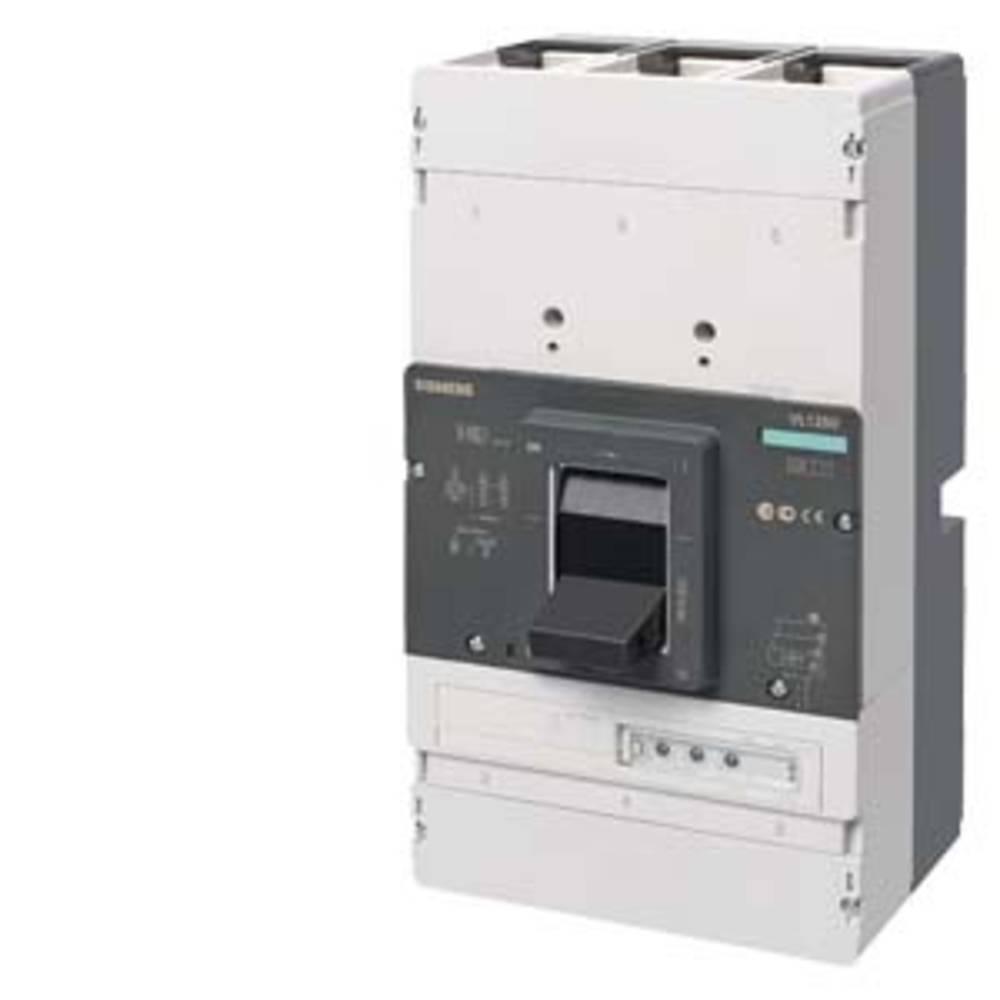Siemens 3VL7712-3LF46-0AA0 Brytare 1 st Inställningsområde (ström): 500 - 1250 A Växelspänning (max.): 690 V/AC (B x H x D) 305 x 406.5 x 333.5 mm