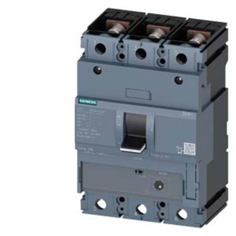 Siemens 3VA1220-5MH32-0BA0 Brytare 1 st Inställningsområde (ström): 200 A (max) Växelspänning (max.): 690 V/AC (B x H x D) 105 x 158 x 70 mm