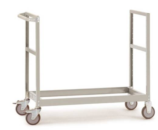 Regalwagen Stahl pulverbeschichtet Traglast (max.): 250 kg Manuflex TV3316.6011