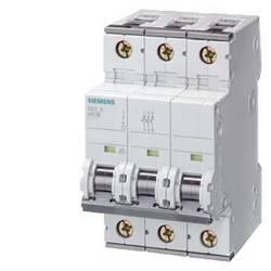 Elektrický istič Siemens 5SY73507, 50 A, 230 V, 400 V