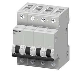 Elektrický istič Siemens 5SY74507, 50 A, 230 V, 400 V