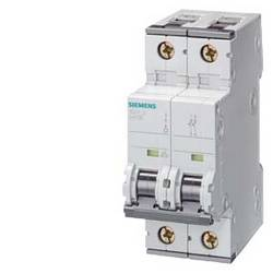 Elektrický istič Siemens 5SY75507, 50 A, 230 V, 400 V