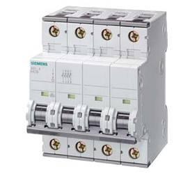 Elektrický istič Siemens 5SY76507, 50 A, 230 V, 400 V