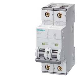 Elektrický istič Siemens 5SY82257, 25 A, 230 V, 400 V