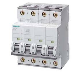 Elektrický istič Siemens 5SY64507, 50 A, 230 V, 400 V