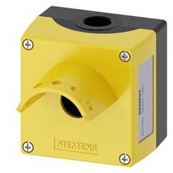 Siemens 3SU1851-0AA00-0AF2 3SU18510AA000AF2, (d x š x v) 112.5 x 85 x 89.4 mm, žltá, 1 ks