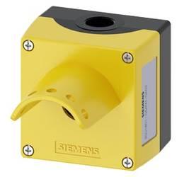 Siemens 3SU1851-0AA00-0AG2 3SU18510AA000AG2, (d x š x v) 112.5 x 85 x 89.4 mm, žltá, 1 ks