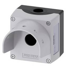 Siemens 3SU1851-0AA00-0AH1 3SU18510AA000AH1, (d x š x v) 112.5 x 85 x 89.4 mm, sivá, 1 ks
