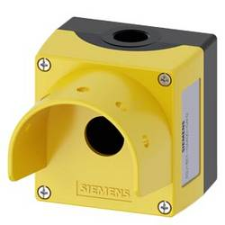 Siemens 3SU1851-0AA00-0AH2 3SU18510AA000AH2, (d x š x v) 112.5 x 85 x 89.4 mm, žltá, 1 ks