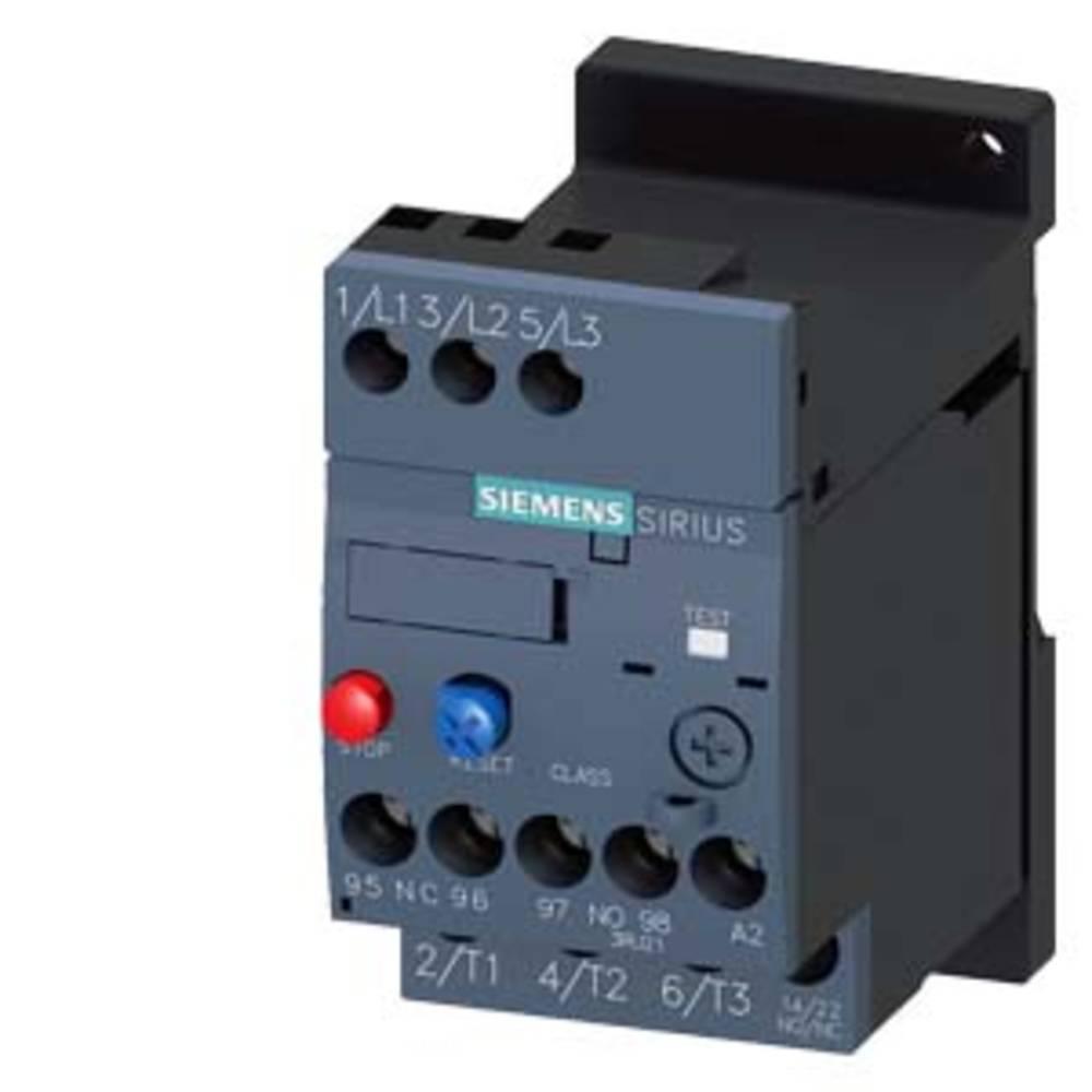 Överbelastningsrelä Siemens 3RU2116-0JB1 1 st