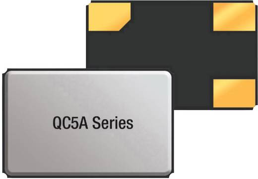 Quarzkristall Qantek QC5A16.3840F12B12M SMD-4 16.3840 MHz 12 pF 5 mm 3.2 mm 0.8 mm 1 St.