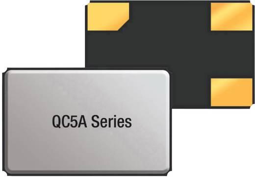 Quarzkristall Qantek QC5A25.0000F12B12M SMD-4 25.0000 MHz 12 pF 5 mm 3.2 mm 0.8 mm 1 St.