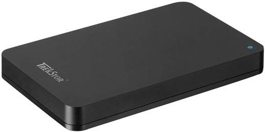 TrekStor® DataStation® pocket pace Externe Festplatte 6.35 cm (2.5 Zoll) 1 TB Schwarz USB 3.0