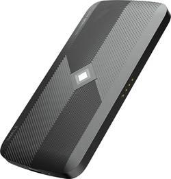 Bezdrátová indukční nabíječka iWalk ADS008, Qi standard, USB, černá