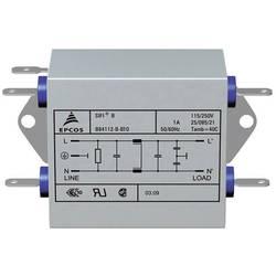 Sieťový filter TDK B84112B0000B110 B84112B0000B110, 250 V/AC, 10 A, 1 ks