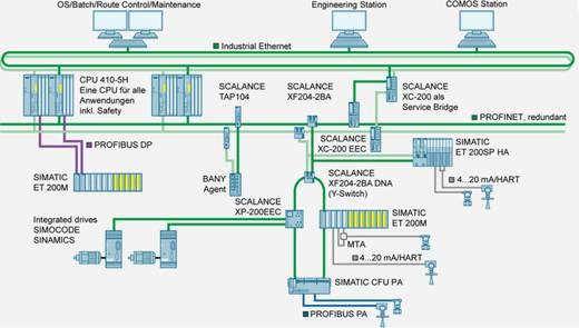 Siemens SCALANCE XB005 Industrial Ethernet Switch