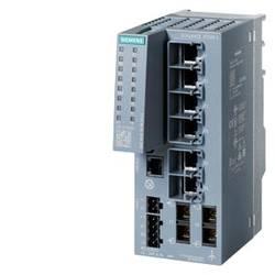 Priemyselný ethernetový switch Siemens SCALANCE XC206-2, 10 / 100 Mbit/s