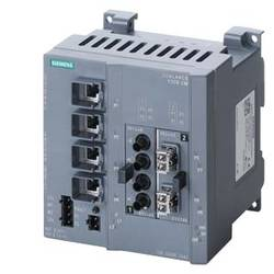 Priemyselný ethernetový switch Siemens SCALANCE X308-2LH, 10 / 100 / 1000 Mbit/s
