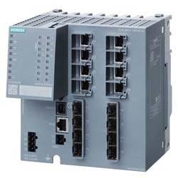 Priemyselný ethernetový switch Siemens SCALANCE XM408-4C, 10 / 100 / 1000 Mbit/s