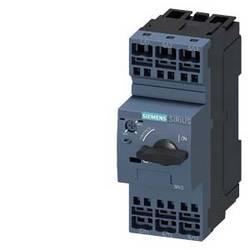 Výkonový vypínač Siemens 3RV2421-4BA20 Rozsah nastavení (proud): 13 - 20 A Spínací napětí (max.): 690 V/AC (š x v x h) 45 x 119 x 97 mm 1 ks