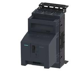 Výkonový odpínač poistky Siemens 3NP11331BB11, 3-pólové, 160 A, 690 V/AC