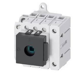 Odpínač 4-pólové 16 mm² 25 A 1 spínací, 1 rozpínací 690 V/AC Siemens 3LD31101TL05