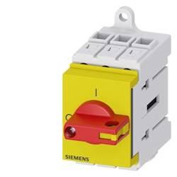 Odpínač červená, žltá 3-pólové 16 mm² 25 A 690 V/AC Siemens 3LD31300TK13